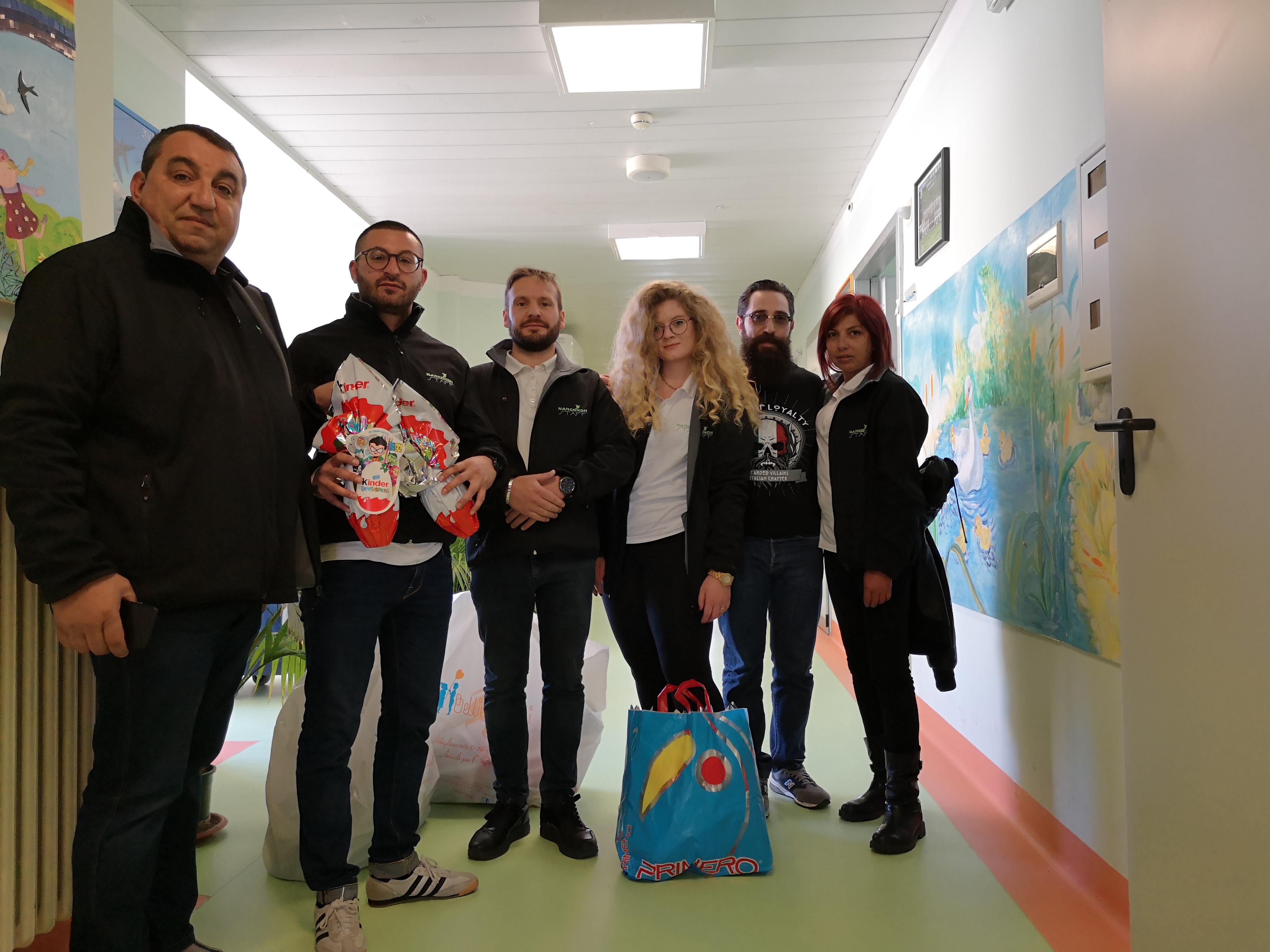 Centro Narconon Gabbiano: Pasqua con i Bambini